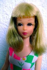 1966 Bend Leg Francie (disco*dollies) Tags: mattel vintage francie doll