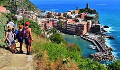 Cinque Terre Italy (Rex Montalban Photography) Tags: rexmontalbanphotography italy europe cinqueterre liguria vernazza