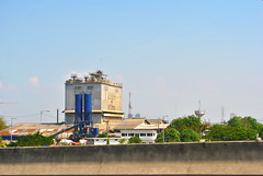 CP Prima (BxHxTxCx (using album)) Tags: surabaya building gedung architecture arsitektur factory pabrik