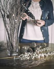 Paceful moments (Ivannia E) Tags: decoracinnavidea christmasdecorations stilllife depthoffield dof homemade myself