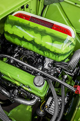 Watermelon Engine (ehanoglu) Tags: chevy chevrolet engine truck watermelon art concept airbrush karpuz motor classic classiccar izmit krfez pisti biggaragesfest emrehanoglu emrehanolu emre exoticistanbul hanolu