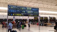 Check-in-luchthaven-Las-Palmas-Gran-Canaria (Mechelen op zijn Best) Tags: luchthaven airport aeropuerto lufthafen laspalmas grancanaria bintercanarias reizen reisen travelling viajar vliegtuig flugzeug airplane avin
