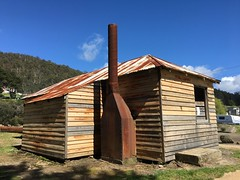 Old mine office, Derby. (di on the wallaby) Tags: old mineoffice deby tasmania australia