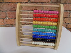 An Abacus Being Used to Teach primary School Children (itnmarkeducation) Tags: abacus learning math maths children school primaryschool times tables timestables multiply multiplication counting colours lesson teacher supplyteacher
