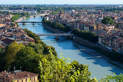 Scalone Castel S. Pietro (Choo_Choo_train) Tags: verona italy fuji xt1 tumblr travel landscape cityscape city adige river
