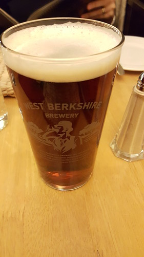 Good Old Boy Beer, West Berkshire Brewery