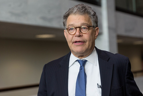 From flickr.com: Senator Al Franken {MID-206712}