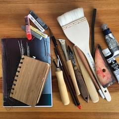 #brushes #tools #paint #brushpen #toolset #Chinese #pinceles #caligraphy #pastel #sketchbook (Masha Litvinova) Tags: brushes tools paint brushpen toolset chinese pinceles caligraphy pastel sketchbook