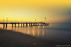 Sunrise Antalya Belek Beach (NATIONAL SUGRAPHIC) Tags: antalya belek summertime beach ayhanakar newturkei trkei turkey trkiye yenitrkiye yazmevsimi sahil seaside gnbatm gnbatmlar sunset sunsets seascape longexposure uzunpozlama sunrise tanvakti twilight serik greenmax greenmaxhotel