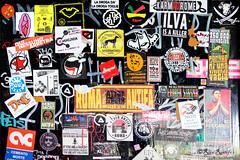 Roma. Marconi. Ex-cinodromo. CSOA Acrobax. Street art-sticker art. Stickers combo (R come Rit@) Tags: italia italy roma rome ritarestifo photography streetphotography streetart arte art arteurbana streetartphotography urbanart urban wall walls wallart graffiti graff graffitiart muro muri streetartroma streetartrome romestreetart romastreetart graffitiroma graffitirome romegraffiti romeurbanart urbanartroma streetartitaly italystreetart contemporaryart artecontemporanea artedistrada sticker stickers stickerart stickerbomb stickervandal slapart label labels adesivi signscommunication roadsign segnalistradali signposts trafficsignals stickerscombo marconi excinodromo csoaacrobax csoa acrobax