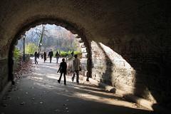 Under the Arch (Eddie C3) Tags: newyorkcity manhattan centralpark archway