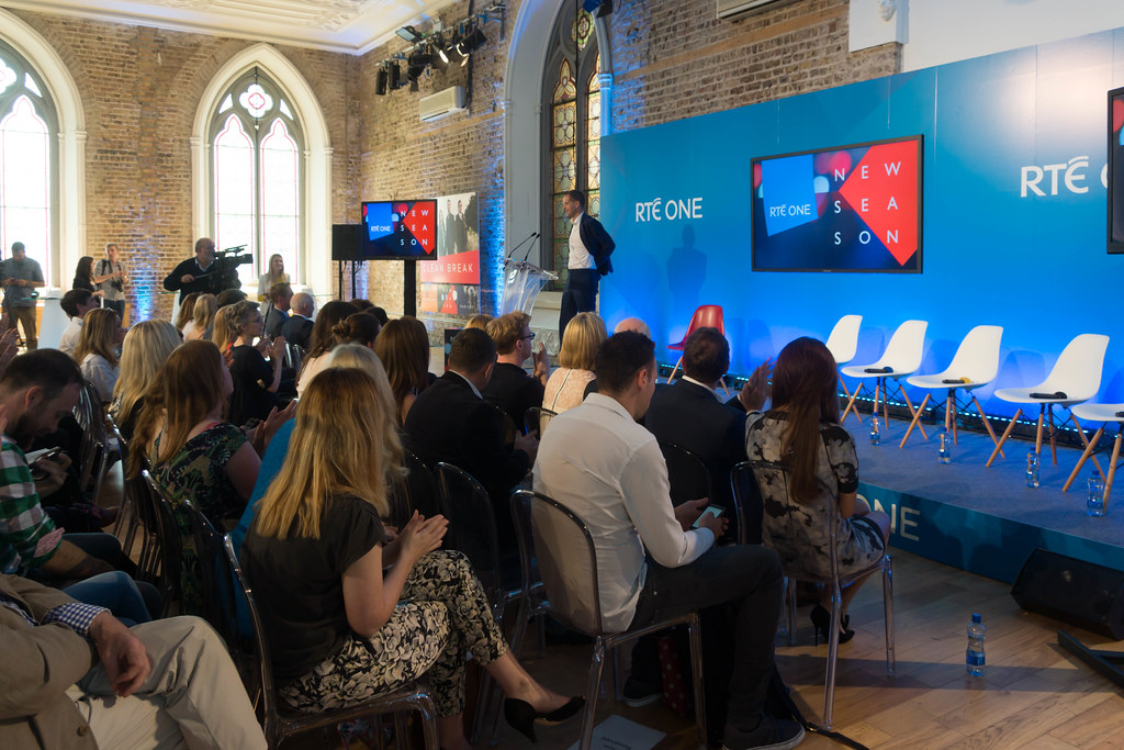 RTE's WINTER SEASON LAUNCH [THE SMOCK ALLEY THEATRE] REF-107083