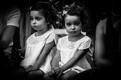 Shining. (stars`bread) Tags: portrait people blackandwhite kids children noiretblanc kinder buskers enfants ferrara ritratto biancoenero 2015 bambine canoneos1000d