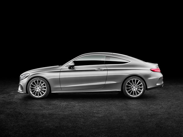 mercedes benz c class coupe 2016