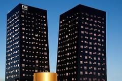 """""""Pendenti"""" (marcoelli1) Tags: urban 30 canon eos foto d milano di elli marco architettura torri fiera rho grattacieli pendenti"""