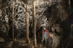 Lancaster_Hole_MJB1016 (ChunkyCaver) Tags: caving stalagmites formations spelunking calcite stalagtites lancasterhole cavecaver thecolonades