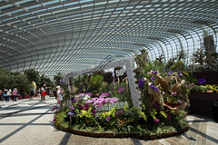 Gardens by the Bay - Flower Dome (Christian Jena) Tags: flower gardens by bay singapore dome singapur