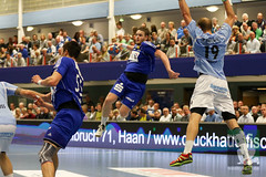 "DKB DHL16 Bergischer HC vs. ThSV Eisenach 09.09.2015 023.jpg • <a style=""font-size:0.8em;"" href=""http://www.flickr.com/photos/64442770@N03/21325019671/"" target=""_blank"">View on Flickr</a>"