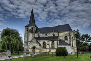 As, Sint-Aldegondiskerk.