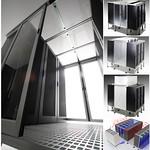IT装置用気流制御システムの写真