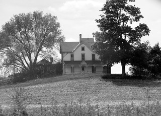 Abandoned House — Paint Township, Ross County, Ohio