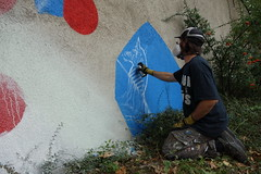 Graffiti fr Blinde: Loomit (Alexis Dworsky) Tags: streetart loomit graffitifrblinde