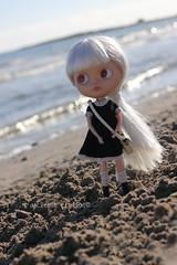 Oh mommy, I love sun and beach!