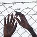 Scene from Civilian Protection Site, Juba