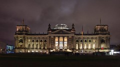 Reichstag at night, Berlin. (joseph_donnelly) Tags: berlin night germany deutschland evening abend nacht reichstag government