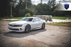 Chevrolet Camaro - RC8 Matte Black (1) (Rohana Wheels) Tags: chevrolet wheels camaro chevy rims concave rohana americanmuscle rc8 chevyracing concavewheels rcseries rohanawheels