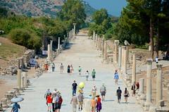 Sea Exit (hecticskeptic) Tags: turkey ephesus libraryofcelsus templeofhadrian bouleuterion nymphaeumtraiani markamorgan