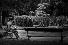 Jardim Botnico (AdrianoSetimo) Tags: park portrait blackandwhite woman moleskine monochrome riodejaneiro design designer retrato jardimbotnico canon5d vignette pretoebranco desenho parques zonasul monocromtico vinheta canoneos5d 24105mm desenhista canonef24105mmf4lisusm 24105mml monocromtica ef24105mm 5dclassic canon5dclassic