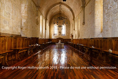 Visit to Monasterio de Santa Maria de Poblet (doublejeopardy) Tags: santa de spain maria catalunya es monasterio montblanc monastry poblet lesplugadefrancol monasteriodesantamariadepoblet