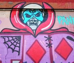 Roma - Italia (-marika bortolami-) Tags: street italy streetart rome roma graffiti italia streetphotography ghostbusters colombo lazio cristoforo cristoforocolombo instagram