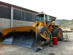 International Harvester Paydozer H400C (Falippo) Tags: pit international clay dozer coal dresser cava bulldozer harvester earthmover hough internationalharvester argilla apripista dressta montermini coaldozer