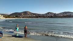 vouliagmeni surfers (vdathen70) Tags: surf greece attica vouliagmeni southwind varkiza laimos