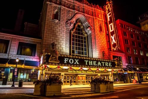 Fox Theater St Louis