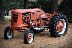 Case Farm Tractor (robtm2010) Tags: usa tractor canon farm newengland case rhodeisland vehicle t3i farmtractor glocester casefarmtractor
