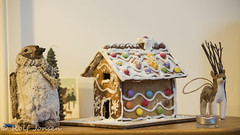 Gingerbread house (rjonsen) Tags: house bread penguin ginger smarties