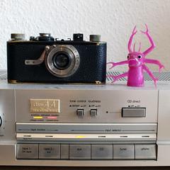 Barnack Leica I (Lup0s) Tags: leica test film analog elmar wetzlar leitz oskarbarnack ernstleitz leicai schraubleica