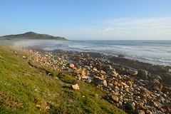 unedited (mountainSeb) Tags: ocean mist beach capetown southafrica sebastianselzer