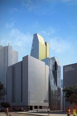 Women's Dormitories Beirut (Imagenatives) Tags: imagenatives architectural visualisation archviz