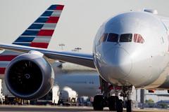 2016_10_14 DFW stock-44 (jplphoto2) Tags: 787 americanairlines americanairlines787 boeing787 dfw dallasftworthinternationalairport jdlmultimedia jeremydwyerlindgren kdfw aircraft airplane airport aviation