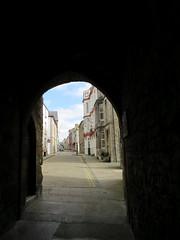 Caernarvon (4) (Padski1945) Tags: northwales scenesofwales caernaron caernarvoncastle arch archway