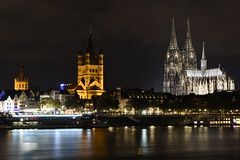Cologne Cathedral by night unedited (dronepicr) Tags: unedited unbearbeited cathedral city cologne deutschland dom dome geotagged germany trip kln nacht nachtaufnahme night sehenswrdigkeit sight sightseeing stadt