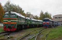 2M62-0378 Dauguvpils, 05/10/16 (Richard.A.Jones Railways) Tags: 2m62