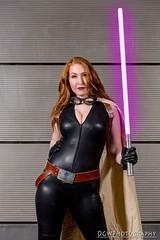 Mara Jade Skywalker (dgwphotography) Tags: cosplay nycc nycc2016 newyorkcomiccon nikond600 nikoncls sb700 sb600 saraphinacosplay marajadeskywalker starwars