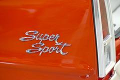 1966 Nova Super Sport (bballchico) Tags: 1966 chevrolet nova supersport prostreet dragcar racecar dragstrip goodguys goodguysspokane carshow 60s