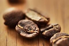 Coffee Beans (AngharadW) Tags: indoor macro brown beans coffee