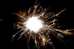 Sparklers (PatrickJamesB) Tags: night time dark low light black evening midnight nightfall spark sparkler bright sharp pointy firework fireworks 80d canon dslr